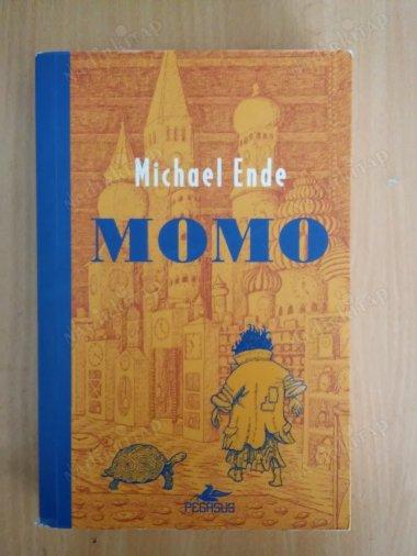 MOMO-1. BASKI - MICHAEL ENDE | Nadir Kitap