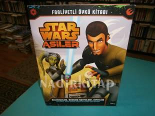Star Wars Asiler Faaliyetli Oyku Kitabi Bulmacalar Boyama