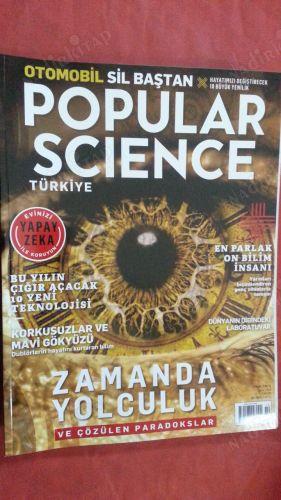 Popular Science Turkiye Ekim 2014 Zamanda Yolculuk Ve Cozulen Paradokslar En Parlak 10 Bilim Insani Nadir Kitap