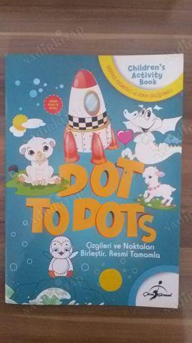 Dot To Dots Boyama Ve Cizgi Birlestirme Kitabi Nadir Kitap