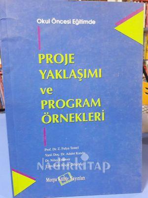 proje yaklasimi ve program ornekleri z fulya temel adalet kandir nadir kitap