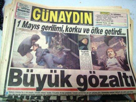 Günaydın Gazetesi 2 Mayıs 1990 Tarihli | Nadir Kitap
