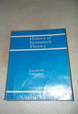 Theory of economic History of