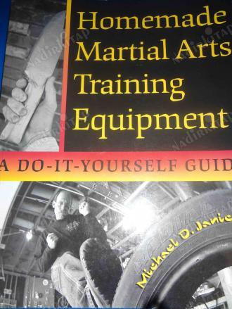 Homemade Martial Arts Training