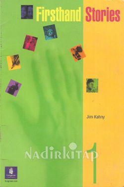 Firsthand STORIES -1- ingilizce kısa hikaye ler - çalışma - - JIM KAHNY |  Nadir Kitap