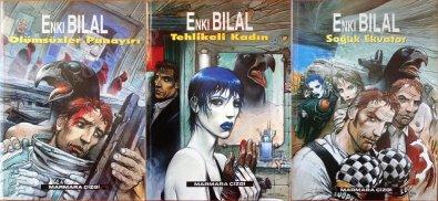 Bilal enki エンキ・ビラル
