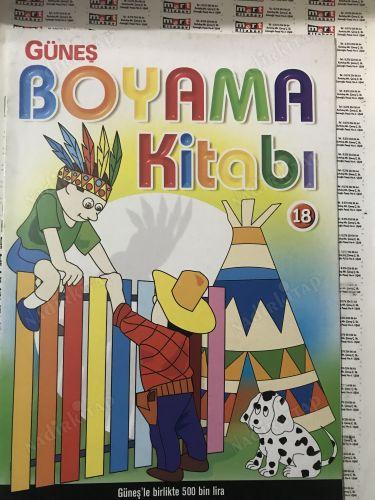 Gunes Boyama Kitabi 18 Nadir Kitap