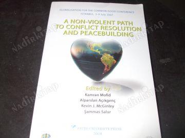 A Non-violent Path to Conflict Resolution and Peacebuilding ile ilgili görsel sonucu