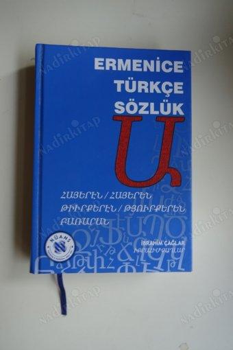 ermenice turkce sozluk ibrahim caglar nadir kitap