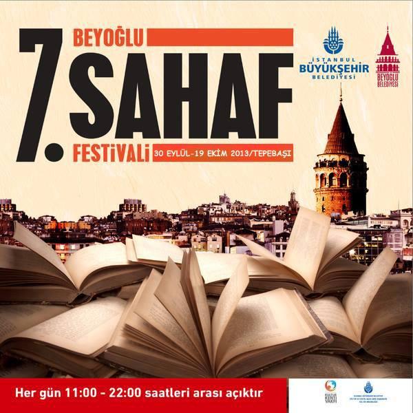 7. Beyoğlu Sahaf Festivali
