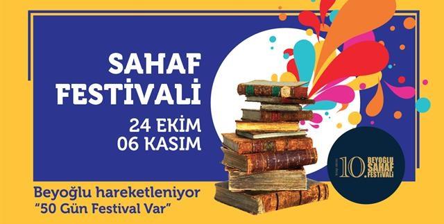 10. Beyoğlu Sahaf Festivali 2016