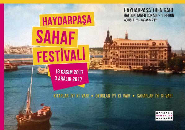 Haydarpaşa Sahaf Festivali 2017